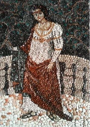 Athena, Erieta Gajtani