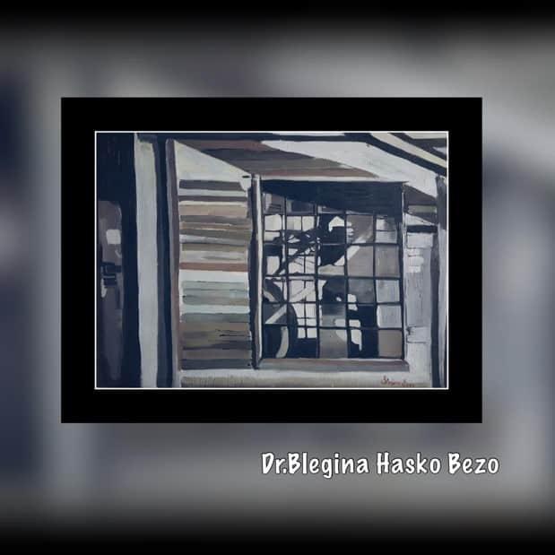Black spring, Blegina Bezo
