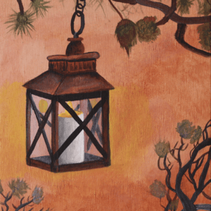 Drita e qiririt, Lina Balla