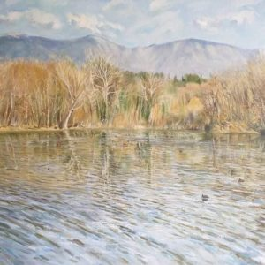 Nostalgji e liqenit, Ergys Demo