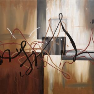 Pikture abstrakte, Lina Balla