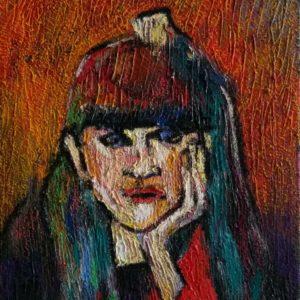 Portret Vajza