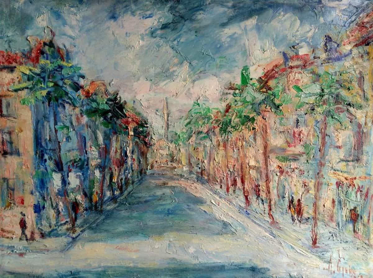Rruga Tregetareve Durres, Admir Gjoka