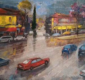 Rruga e Kavajes, Agim Musabelliu