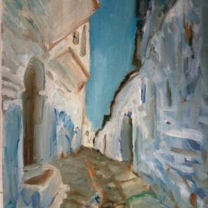 Rruge ne Berat, Admir Gjoka