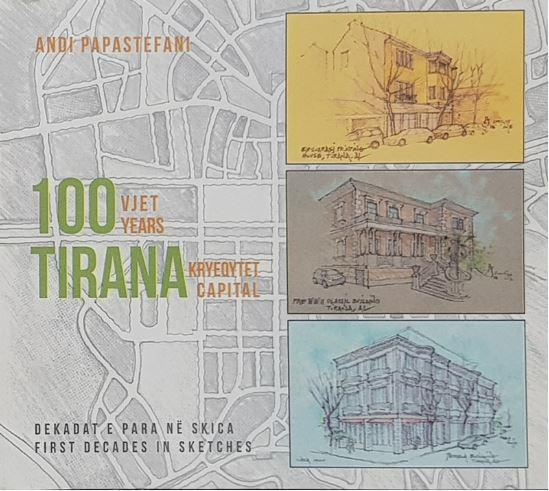 Tirana 100 vjet kryeqytet, Andi Papastefani