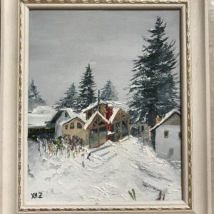 Brezovica, Xhovana Zeneli