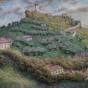 Kastrioti Castle, Lazar Taci