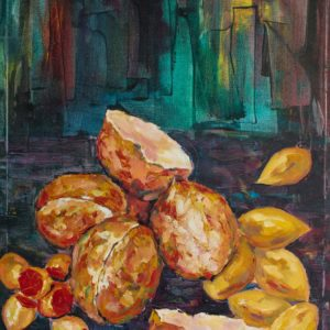 Arra frut, Afedita Myrtaj