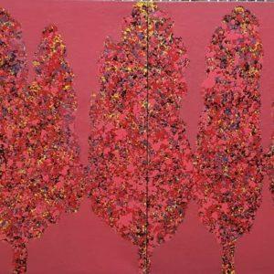 Pemët e kuqe, Arben Golemi
