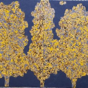 Pemët në vjeshtë, Arben Golemi