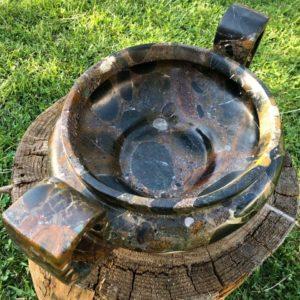 Vazo antike, Gezim Hidri