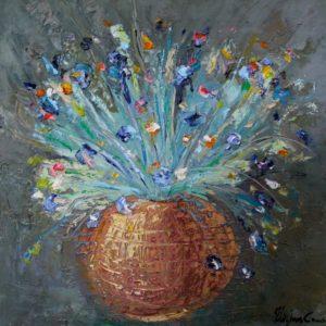 Vazo lule kafe, Ilirjan Cane
