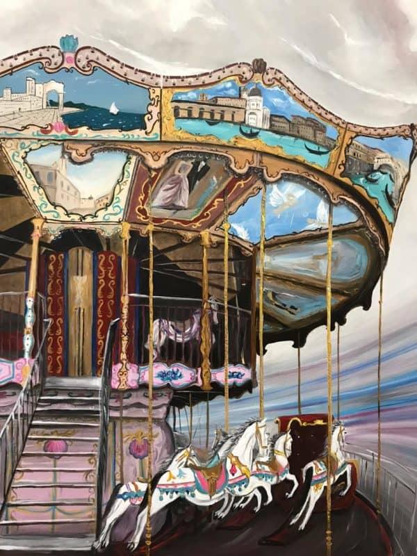 Carosel of dreams, Xhovana Zeneli