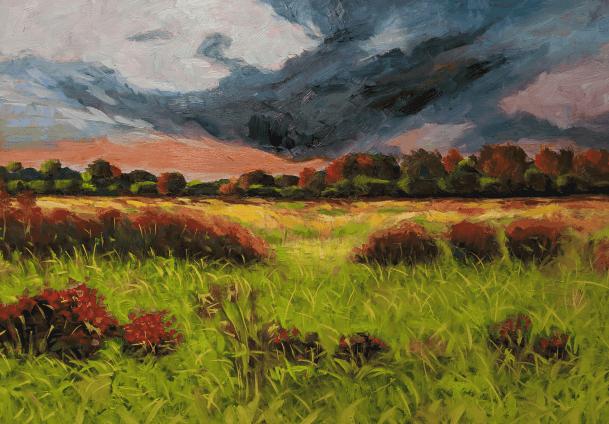 Angry sky, Geront Agimi