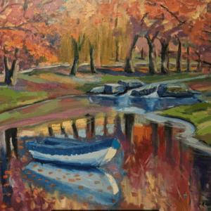 Late autumn, Geront Agimi