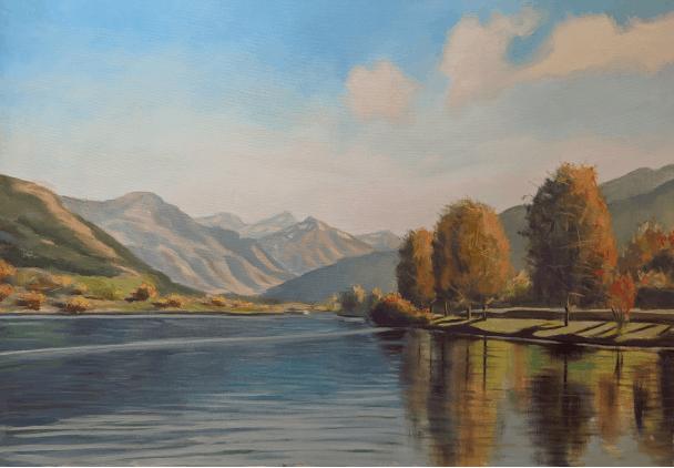 Sleeping lake, Geront Agimi